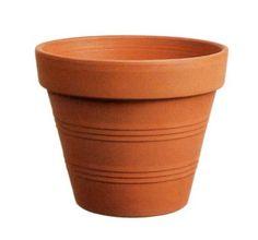 £0.75 B& Q Flower Pot - 15cm, 0000003000854