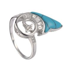 Northana Sterling Silver Rings Turquoise