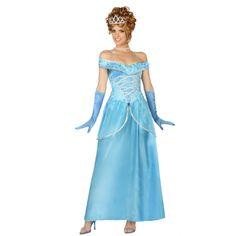 Déguisement Princesse Cendrillon Longue #déguisementsadultes #costumespouradultes #nouveauté2015