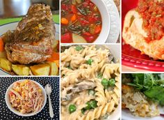 20+ slow cooker recipes that kids will love!