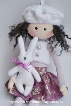 Hanifi handmade: doll-girls