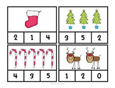 Preschool Christmas, Toddler Christmas, Christmas Activities, Christmas Crafts, Christmas Worksheets, Autism Activities, Math Projects, Preschool Printables, Crafts For Kids To Make