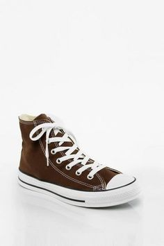 Converse All Star Core Hi Top Sneakers Brown Converse, Brown Sneakers, Casual Sneakers, High Top Sneakers, Converse Shoes High Top, Converse Sneakers, Outfits With Converse, Converse All Star, All Star Shoes
