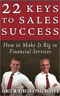 22 Keys to Sales Success: How to Make It Big in Financial Services (Bloomberg)vonBenson Börse Contract Law, Library Science, Kindergarten Books, Sales Process, Famous Books, Success, Book Summaries, Make More Money, Book Publishing