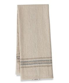 Another great find on #zulily! Oatmeal & Navy Khadhi Dish Towel - Set of Two #zulilyfinds