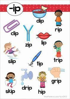 A page from the unit: poster with pictures Learning Phonics, Phonics Reading, Phonics Activities, Kindergarten Reading, Reading Comprehension, Learning English For Kids, English Lessons For Kids, English Language Learning, Language Arts