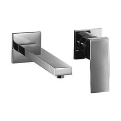 Shop ALFI Brand  AB1468 Single Lever Wall Mount Bathroom Faucet at ATG Stores. Browse our bathroom faucets, all with free shipping and best price guaranteed.