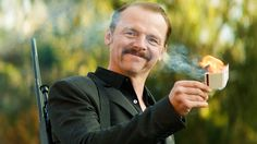 You're probably on the same page as we are regarding one of our favorite actors, Mr. Simon Pegg:that guy can play anything he wants. He's been a hero in the great many of the movies he's been in…
