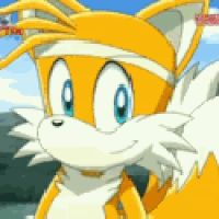 tails the fox sonic x photo: Tails oie_21945545FHA5ctw.gif