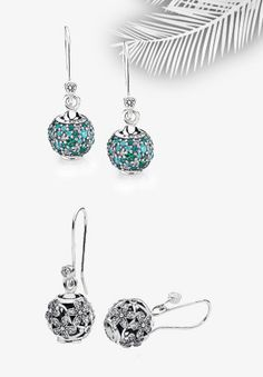 Earrings from PANDORA