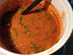Tomato Bisque- 'Eat to Live' recipe (Dr Joel Fuhrman)