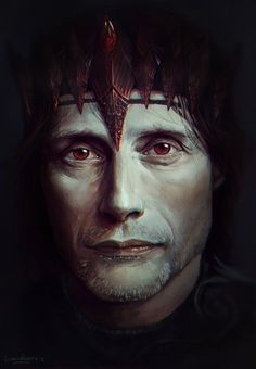 MadsMikkelsen by LoranDeSore on DeviantArt