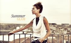 Summer Glam - Carla G.