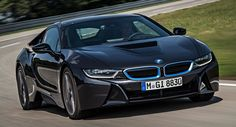 New BMW i8 Priced from $135,700 – What Else Would You Look At? - Carscoops