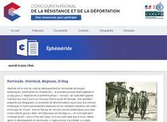 [#WW2]+#DDay72+Éphéméride+6+juin+1944+#Fortitude+#Overlord+#Neptune+#DDay+@portailCNRD