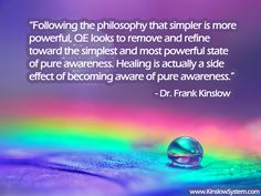 DISCOVER & LEARN Quantum Entrainment! http://www.kinslowsystem.com/discover.html