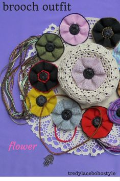 Flower brooch outfit in style for women at summer From 20$ #flower #brooch #outfit #style #summer