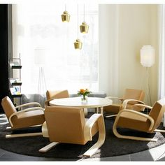 Aalto Contemporary Furniture by Artek - Artek Finnish Furniture