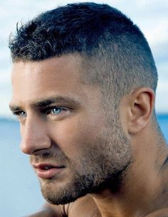 Get a Caesar haircut which suits on your face cut and personality the best. The black Caesar haircut suits fun loving guys. The simple fade Caesar styles go best with the innocent looks. Military Haircuts Men, Haircuts For Men, Haircut Men, Haircut Styles, Haircut Short, Men's Haircuts, Military Hairstyles, Fohawk Haircut, Latest Haircuts