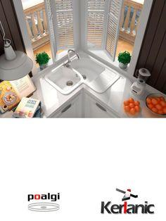 Corner Sink, Fig Tree, Farm House, Jade, Kitchens, Bathtub, House Design, Bathroom, Ideas