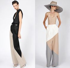 ebe4a5e6936 Dominic Louis 2015 Spring Summer Womens Lookbook Presentation - New York  Fashion Week Designer Louis Mairone