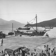 Aegean Memories: Photographer Robert McCabe Talks to Yatzer