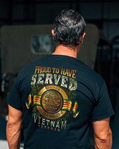 POW MIA t-shirt Vietnam Korean war veteran retired Army Marines Navy tee shirt