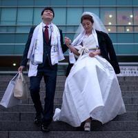 Invitados para hacer bulto, lo último en las bodas coreanas - Contenido seleccionado con la ayuda de http://r4s.to/r4s