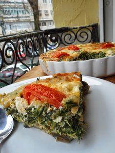 Gâză's Kitchen Quiche, Meals, Breakfast, Kitchen, Desserts, Recipes, Food, Morning Coffee, Tailgate Desserts