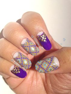 detailed dots