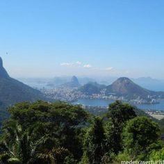 Pão de Açúcar ou Cristo? Nada disso! A melhor vista do Rio é da Vista Chinesa. E acredite, não é tão perigoso como dizem visitá-la! Veja como