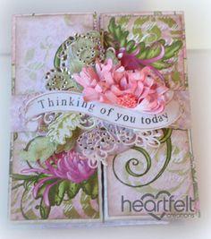 Heartfelt Creations | Enchanted Mum Box Card
