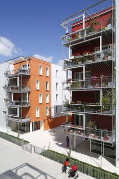 Entre Deux Rives / PHILIPPON – KALT Architects