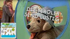 Die Tiroler sind lustig - Singen, Tanzen und Bewegen || Kinderlieder