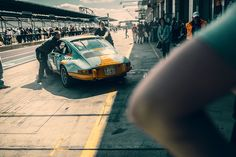 "Check out this @Behance project: ""Classic Race Days Nürburgring 2017"" https://www.behance.net/gallery/55412405/Classic-Race-Days-Nuerburgring-2017"