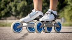 Powerslide makes high quality products for inline skating, roller skating, skateboarding & scooters, all unbeatable in performance, comfort and pricepoint. Inline Speed Skates, Racing Team, Roller Skating, Rollers, American Made, Skateboarding, Volleyball, Swimming, Mood