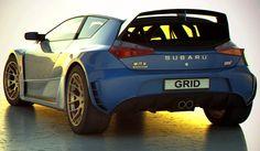 2009 Subaru WRX STi Concept par Lars Martensson