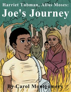"""Free Readers Theater based on Harriet Tubman's own words–""""Harriet Tubman, Alias Moses: Joe's Journey""""  Cast: 8-12, Readability: grade 4.2  (More scripts on the Underground Railroad at www.ReadersTheaterAllYear.com.)"""