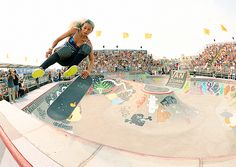 Lizzie Armanto Thrasher Skateboard Magazine | She Shreds!