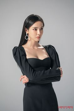 Sexy Asian Girls, Beautiful Asian Girls, Colorful Fashion, Asian Fashion, Girls World, Asia Girl, Korean Actresses, Korean Celebrities, Korean Outfits