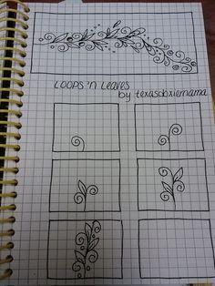 Art drawings doodles zentangle patterns coloring books 15 Ideas for 2019 Tangle Doodle, Tangle Art, Zen Doodle, Doodle Art, Zentangle Drawings, Doodles Zentangles, Doodle Drawings, Easy Drawings, Doodle Designs