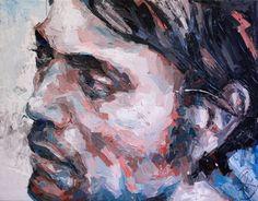 Peintre français né en 1985, Henri Lamy interpelle par la spontanéité de son oeuvre. Des visages et...