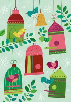 birds & bird houses