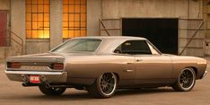 ....1970 Plymouth Road Runner.....from the movie Tokyo Drift...750hp...yup