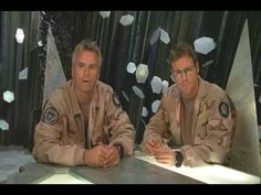 Stargate sg1 jack and daniel sex scene theme, will