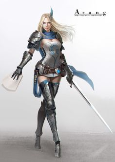 ArtStation - Bounty Hunter, Tae Kwon Kim (A-rang)