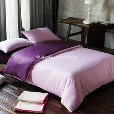 Dreamlike Purple Hotel Collection Bedding Sets [100900500004] - $169.99 : Colorful Mart, All for Enjoyment Hotel Collection Bedding, Queen Size, Bedding Sets, Duvet Covers, Pillow Cases, The Originals, Purple, Furniture, Colorful