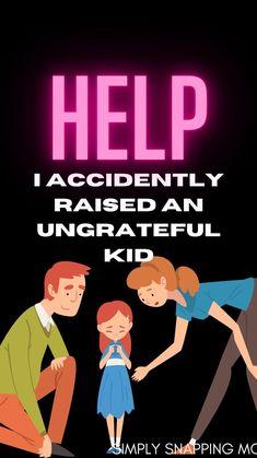 Parenting Teens, Parenting Quotes, Parenting Advice, Ungrateful Kids, Kindness Quotes, Kids Behavior, Mom Advice, Kindergarten Classroom, Raising Kids