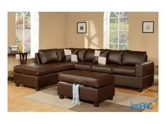 Sofa on pinterest bonded leather leather corner sofa for Entrepot sofa montreal