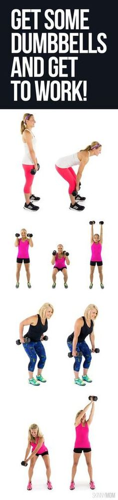 An upper body workout to add to your daily fitness!